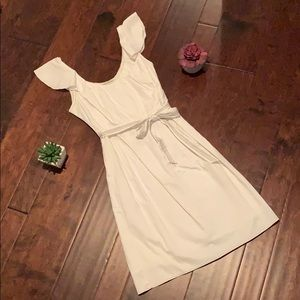 Banana Republic White Dress, size 0